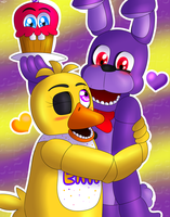 Hug What U Like! by FNaF2FAN