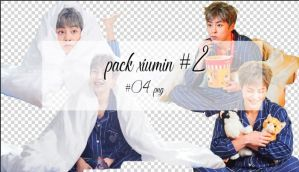 Pack xiumin #2 png by andreakaisoo
