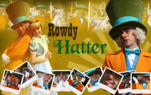 Rowdy Hatter by margflower