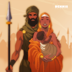Family and Nation by David-Dennis