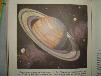 Saturn Book 1998 Ideas for Girls Planets by Selenit-Saturn