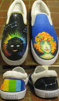 Super Shoes by Mushroom-Forest