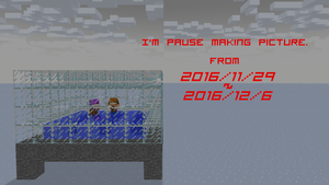 I'm Pause Pt1 (11/29~12/6) by MCtiedWTF