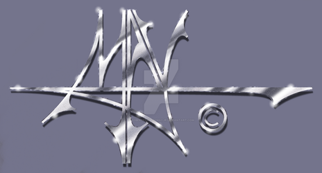 Signature in Chrome Version 2 by RobertFenwickMayJr