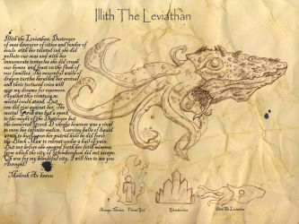 illith the Leviathan by Heiko