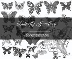 Butterfly Jewellery by Lileya