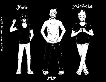 You're my Miracle by Ke-E-tande