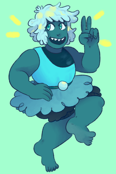 Larimar by KatsLoveSalmon