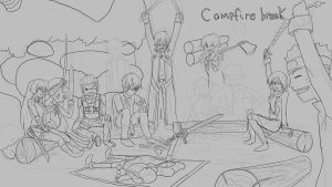 Campfire Break WIP or even cancelled by ineedpractice