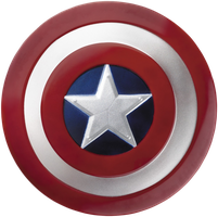 Captain America Shield PNG by CaptainJackHarkness