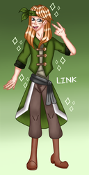 Link Design by GalaxyPrince20
