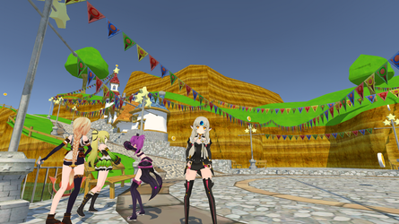 ANN'S GIFT ELSWORD FAN MADE GAME! by Cresitonia