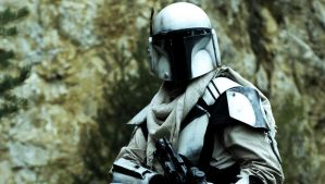Mandalorian scout by Tomb75