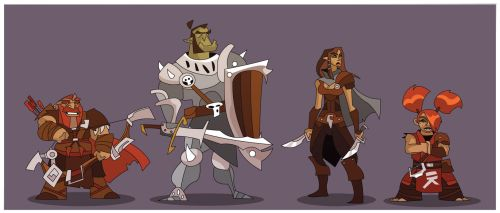 DnD Based Party XV by hangemhigh13