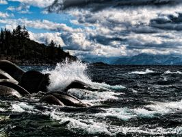 Early autumn storm by MartinGollery