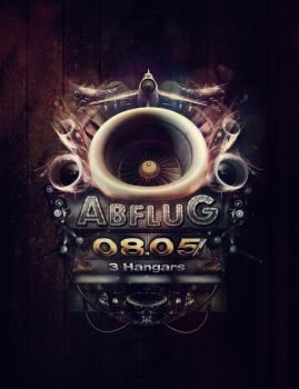 Abflug No.1 by mellowpt