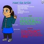 Meet the Artist by KittyMelodies