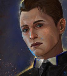 Connor by Mornardel