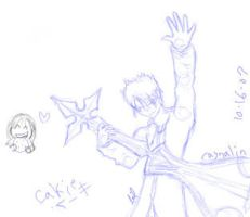 Demyx - The Silly Musician by raynalin