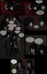 Adventures With Jeff The Killer - PAGE 15 by Sapphiresenthiss