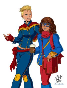 Hipters Marvels By CallMePo And Deaddog2007 by singory