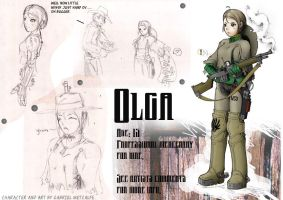 Olga's D.A.W.G.S profile by snargo