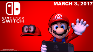 [SFM] Nintendo Switch Promotion (Late submission) by FNAFplayer2016