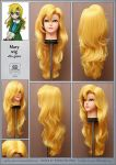 Mary wig - Ib game by Ryoko-demon