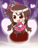 Uzuki's Stage! by puryfury