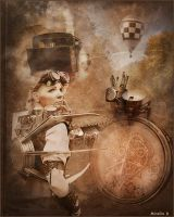 Univers Steam Punk by MireilleD