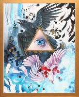 All Seeing Eye: Untitled 1 by Phedre1985