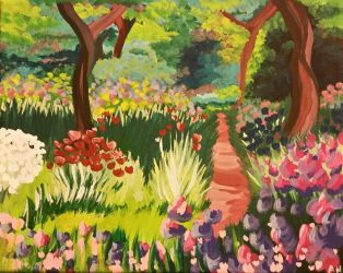 Garden for Polly by ZIM402