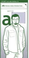 A is for Aric by garald4