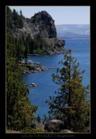 Lake Tahoe by kayaksailor