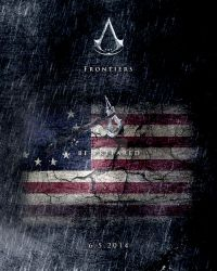 Assassin's Creed Movie Poster by Olenar