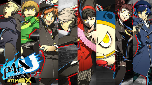 P4A Ultimax: Shadow Investigation Team (Parallel) by AkiyamaFC