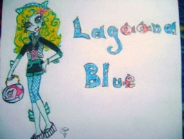 Lagoona Draw w.w by Gray-Z-Gracie