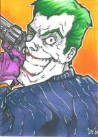 Joker Card by DKHindelang