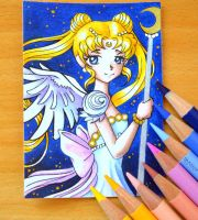 Sailor Moon_Serenity by RagnaRayden