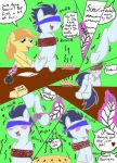 The Pie Was A Lie (colured) by ice1517