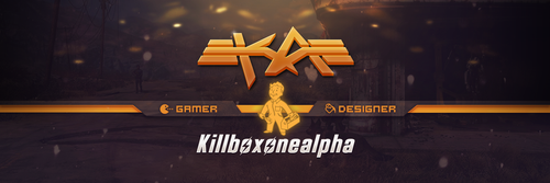 Personal Fallout Header by KillboxGraphics