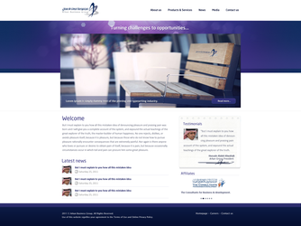 Arkan Business Group by OneOusa