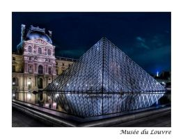 Louvre by onicomicosis