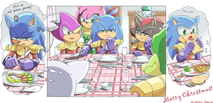 Table Manners by colour-ice