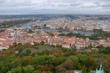 Prague by AliusS