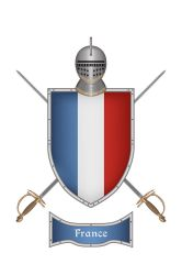 Shield France 1 by WS-Clave