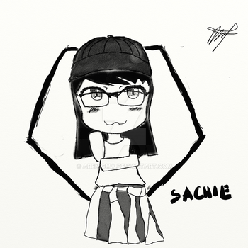 Sachie by AreNigma