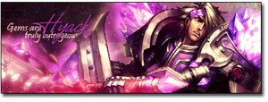 Taric Signature League of Legends by Hyack