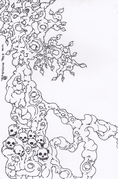 Tripsplosion Tree. by alcohol-user