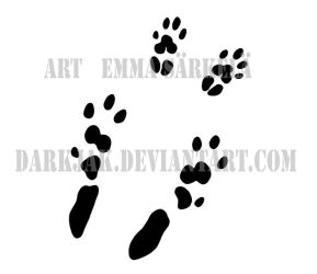 Chinchilla paws tattoo by ZombiDJ